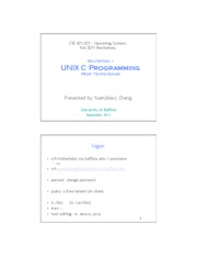 Recitation_01-C_Programming_in_UnixBasics