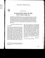 14. African Americans and the Civil War.pdf