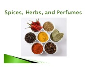 2011_CPSC116_Spices_and_Herbs