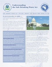 USEPA _2004_ Understanding the Safe Drinking Water Act