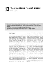 1. forelæsn., The quantitative research process.pdf