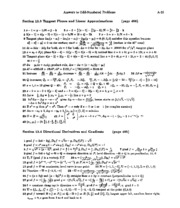 Calculus Solutions 24
