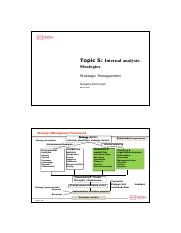 Topic 5-INTERNAL_ANALYSIS