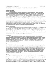 littlefield simulation write up Littlefield simulation very helpful for writing everything up in game managing customer responsiveness at littlefield technologies - the game manual from.