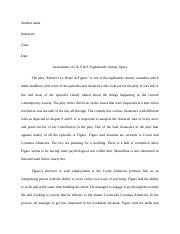 Opera Classical Assignment.doc