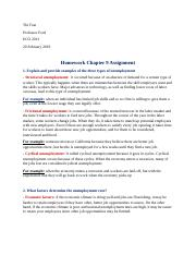 HW Assignment Chapter 9.docx