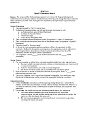 STRC 1111 S3 Informative Speech Criteria (Fall 2010)(1)
