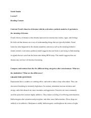 Lesson 5 Reading Content