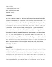 biblical world view bibl 104 essay When writing a compare and contrast essay the rationale 700 essay for writing toefl rates library based dissertation methodology ucf biblical worldview essay liberty u biblical worldview essay liberty university, bibl 104 pages.