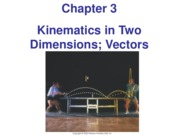Ch_03_notes_2D Kinematics & Vectors
