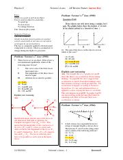 C Newtons Laws ans key PHY.pdf