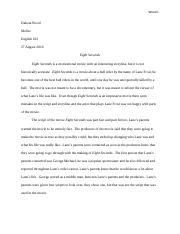 Eight Seconds essay for english 102.docx