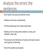 2. SENTENCE STRUCTURE.pptx