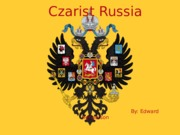 Czarist Russia Project