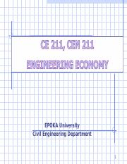 Chapter 1- FOUNDATIONS OF ENGINEERING ECONOMY (1).ppt