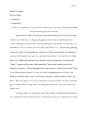 College Essay 2 - Isapela Cannon.pdf