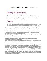 HISTORY OF COMPUTERS.docx MITCHAY.docx