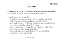 AMSE 216-Lecture Note-3-Polymer [ȣȯ 모드]