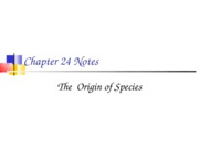 APchapter24notes
