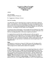 engagement letter from the law offices of tres steffey 8290 gate pkwy west