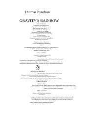 Thomas Pynchon-Gravity's Rainbow-Penguin Classics (2006).doc