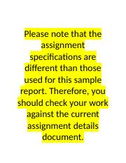 Qualitative Report - Roche Bros. Sample.docx