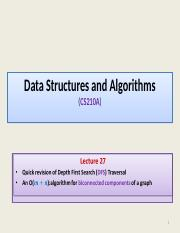 CS210-Lecture-27-DFS-III.pptx