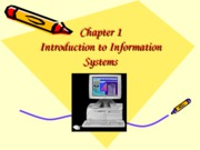Chapter 1 Overview of IT