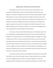 Persuasive essay on the meaning of life Blarney Lacrosse