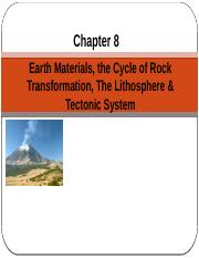 GEOG 1290 Chapter 8 notes