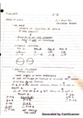 2.3 Rules Of Logic Notes