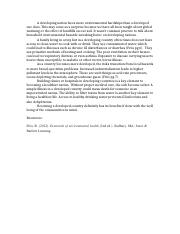 Discussion 1 - Environmental Health.docx