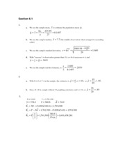 Sloution to problem set 10