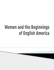 Women_Colonial_America_Fall_2016