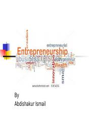 Chapter 6 - Strategic Decision Making Process of Entrepreneurial Venture.ppt