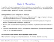 2014_FEM_Chapter_15_Thermal_Stress