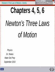 Chapter 4 (Physics 252).ppt