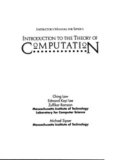 Solution-Manual-Introduction-to-the-Theory-of-Computation-Sipser