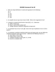 EE4368 Homework Set #8 (1)