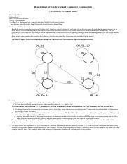EE 306 - Problem Set 3 Solutions