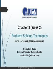 BETR1343_-_Chapter_2_-_Problem_Solving
