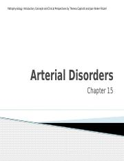 Ch15 Arterial disorders(1) (2)