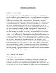 Lesson 4 Discussion Post.docx
