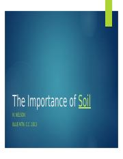 Importance of Soil.pptx