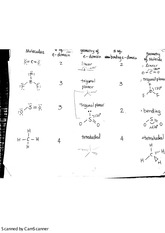 Molecules and Structure study guide