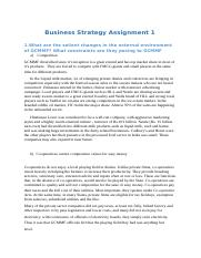 Business Strategy Assignment 1.docx