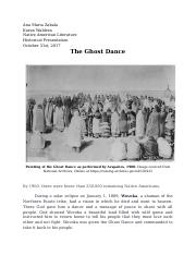 Historical Presentation_Ghost Dance.docx
