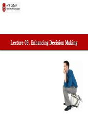 Lecture+09.+Enhancing+Decision+Making(Ch12).pdf