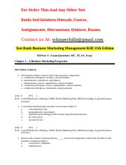Test-Bank-Business-Marketing-Management-B2B-11th-Edition.doc