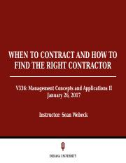 20170126 - Deciding to Contract and How to Find the Right Contractor.pptx